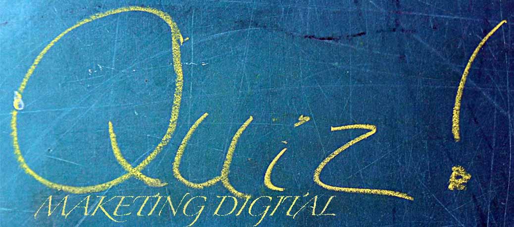 Testes Online de Marketing Digital