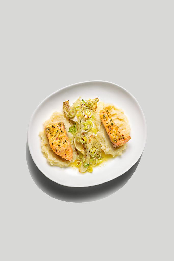 Salmon Citron - BeMeals